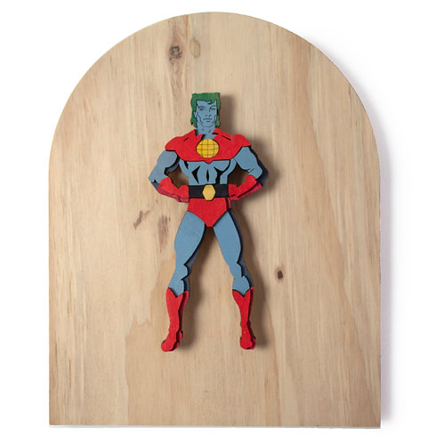 captain planet he's our hero