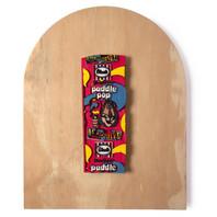 rainbow paddle pop (caramel)
