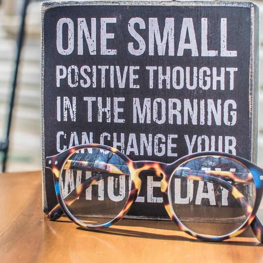 Pensée positive #coaching