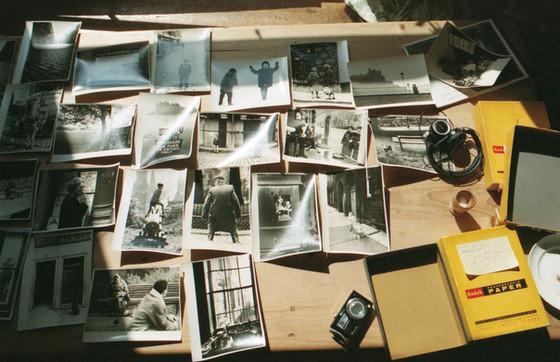 Robert Blomfield : An Unseen Eye