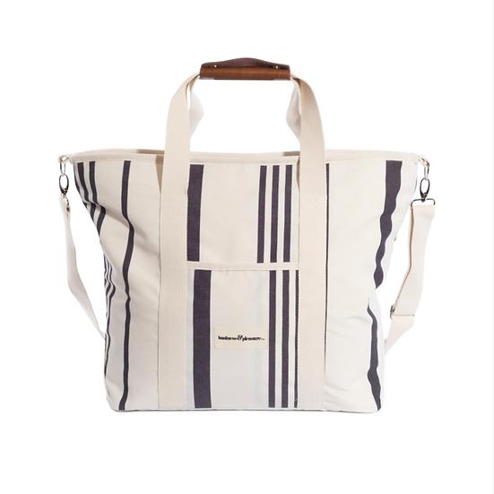 Glacière Tote bag Vintage Black Stripe - BUSINESS & PLEASURE