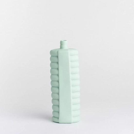 Vase bouteille #10 Mint - FOEKJE FLEUR