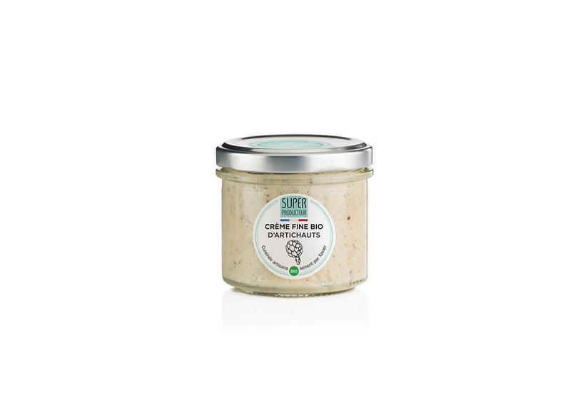 Crème fine BIO d'Artichauts - SUPERPRODUCTEUR