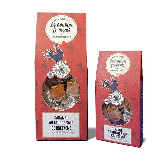 Caramel au beurre salé - Le Bonbon Français