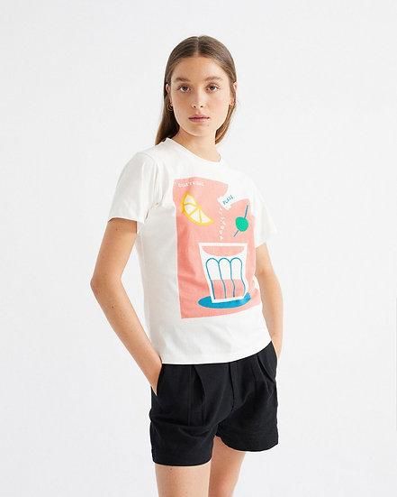 T-Shirt Après la plage - THINKING MU