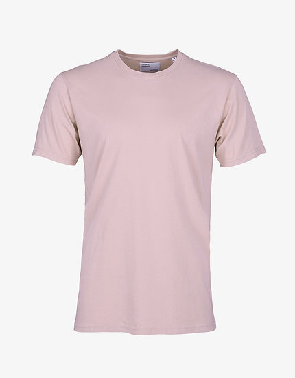 T-shirt FADED PINK - COLORFUL STANDARD