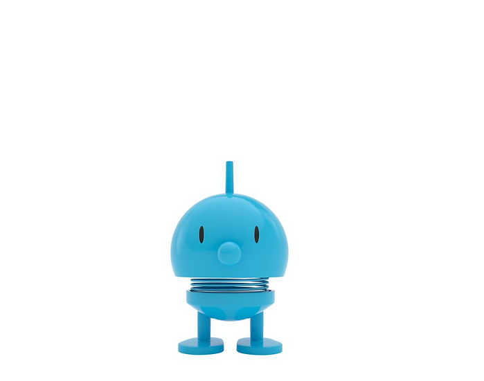 Small Bumble Turquoise - HOPTIMIST