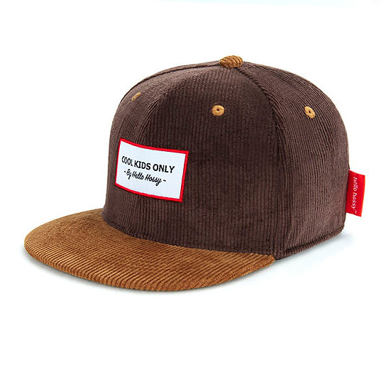 Casquette Sweet Brownie - Hello Hossy