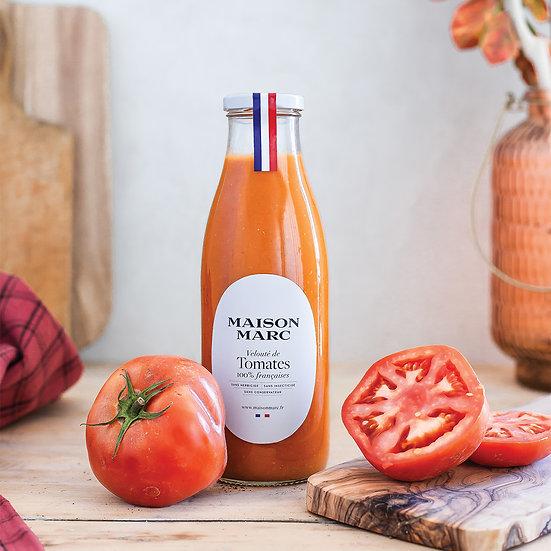 Velouté de tomates - MAISON MARC