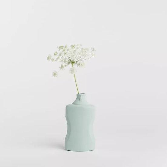 Vase bouteille #21 Dusty Mint - FOEKJE FLEUR
