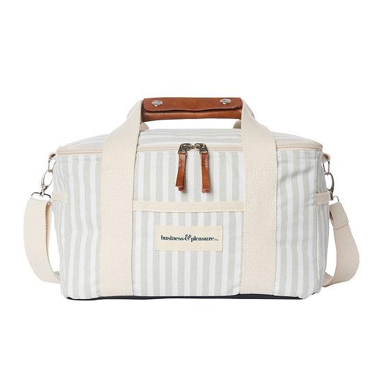 Glacière Premium Sage Stripe - BUSINESS & PLEASURE