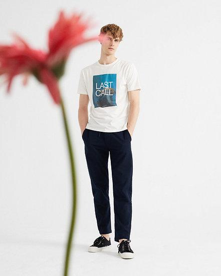 T-shirt Last Call - THINKING MU