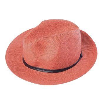 Chapeau en papier TERRACOTTA - TRAVAUX EN COURS