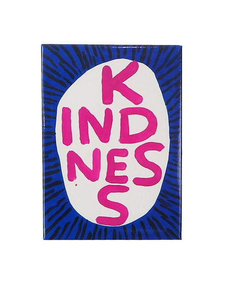 "Magnet "" Kindness "" - David Shrigley"