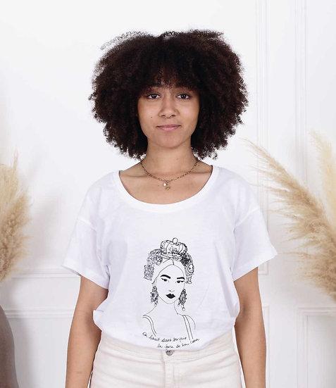 T-shirt Esperanza - LEONOR ROVERSI