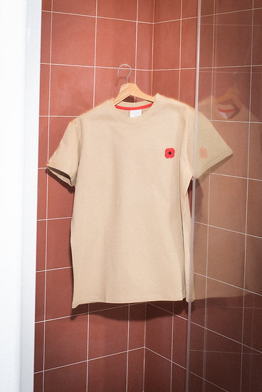 T-shirt Sahara - MONSIEUR COQUELICOT
