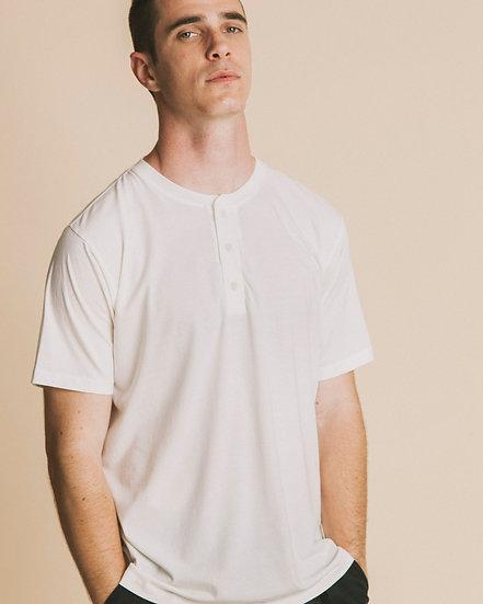 T-shirt BRAD blanc - Thinking Mu