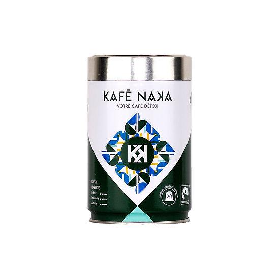 Café détox Brésil Bio capsule - Kafe Naka