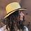 Thumbnail: Chapeau en papier PAILLE - TRAVAUX EN COURS