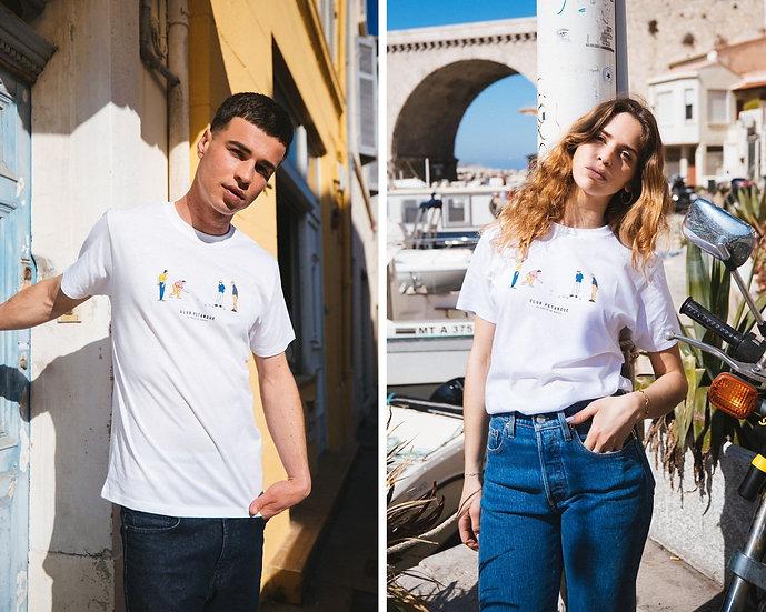T-shirt Partie - CLUB PÉTANQUE