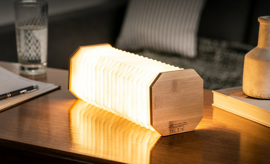 Smart Accordion Lamp - GINGKO