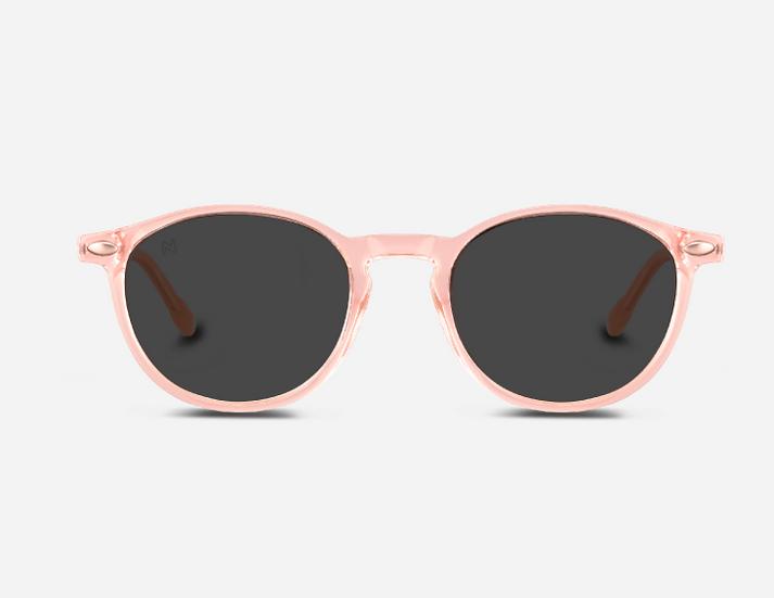 Lunettes de soleil pour enfant Cruzy Pink - NOOZ
