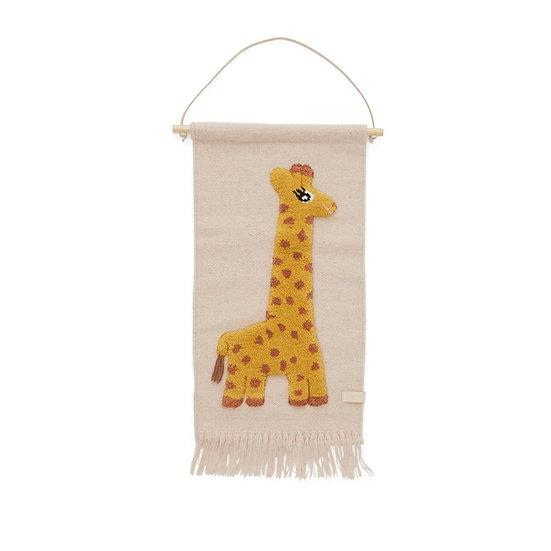 Tapis mural Girafe - OYOY Living Design