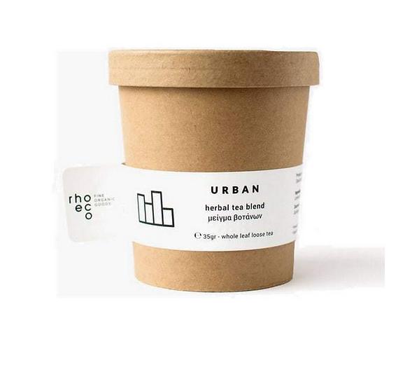 Infusion Urban RHOECO - Merci Marius x I Live Bio