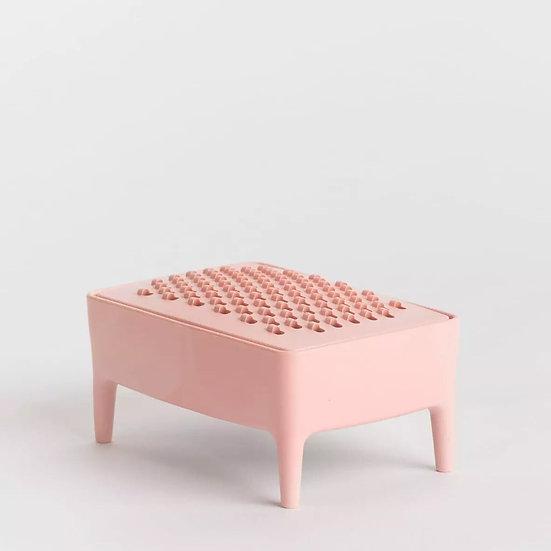 Porte savon Millennial pink - FOEKJE FLEUR