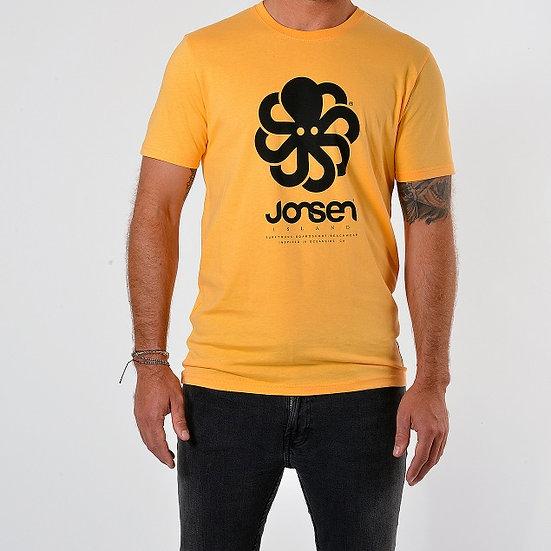 T-Shirt Classic BIG Apricot - JONSEN ISLAND