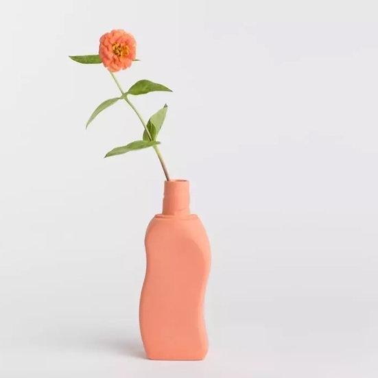 Vase bouteille #12 Salmon - FOEKJE FLEUR