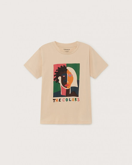 T-Shirt The Colors - Thinking Mu