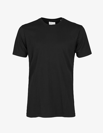 T-shirt Deep Black - Colorful Standard