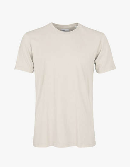T-shirt Ivory White - Colorful Standard