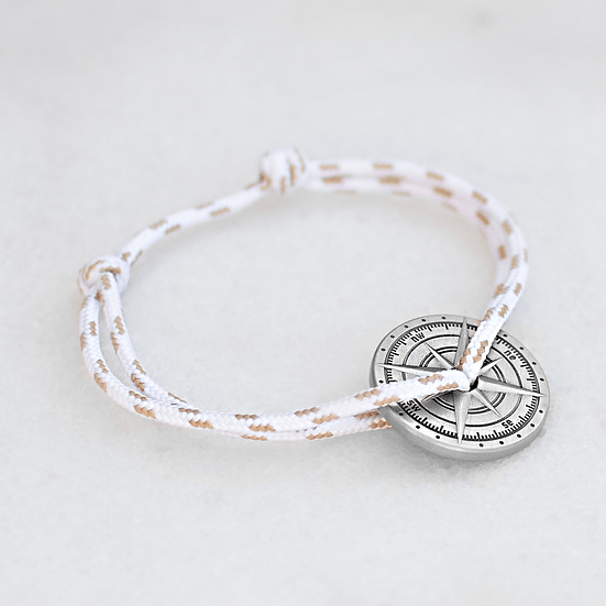 """Bracelet """" Le Ponant """" - Le Vent à la Française"""