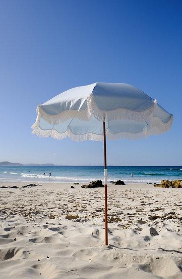 Parasol HOLIDAY Santurini blue - BUSINESS & PLEASURE