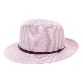 Chapeau en papier LILAS - TRAVAUX EN COURS