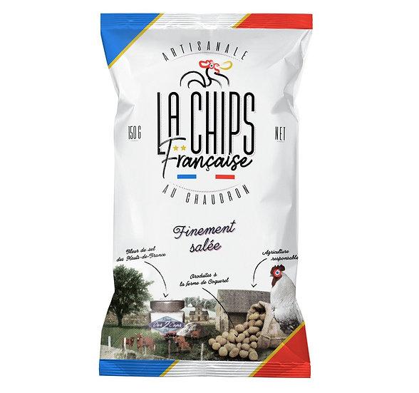 Chips Finement salée - LA CHIPS FRANÇAISE