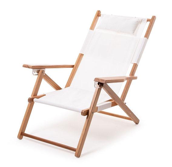 Chaise longue TOMMY Antique White - BUSINESS & PLEASURE
