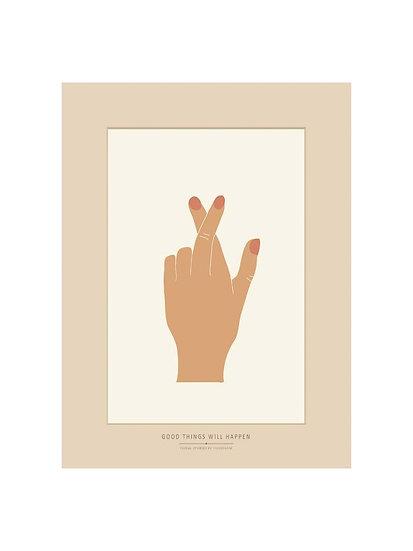 Poster Good Things Will Happen - Vissevasse