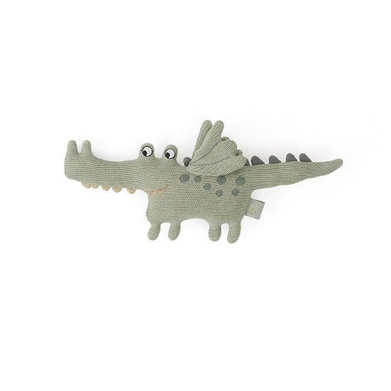 Hochet Baby Buddy Crocodile - OYOY