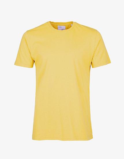 T-shirt LEMON YELLOW - COLORFUL STANDARD