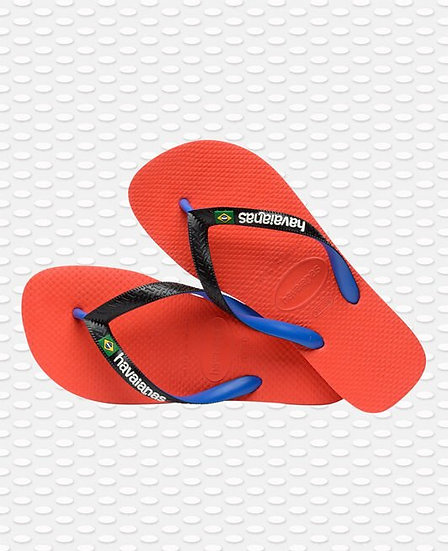Brasil Mix Red Crush - HAVAIANAS
