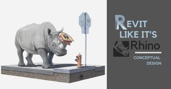 Revit Like Rhino