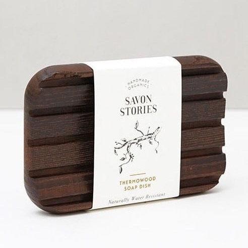 Porte savon Thermobois - Savon Stories