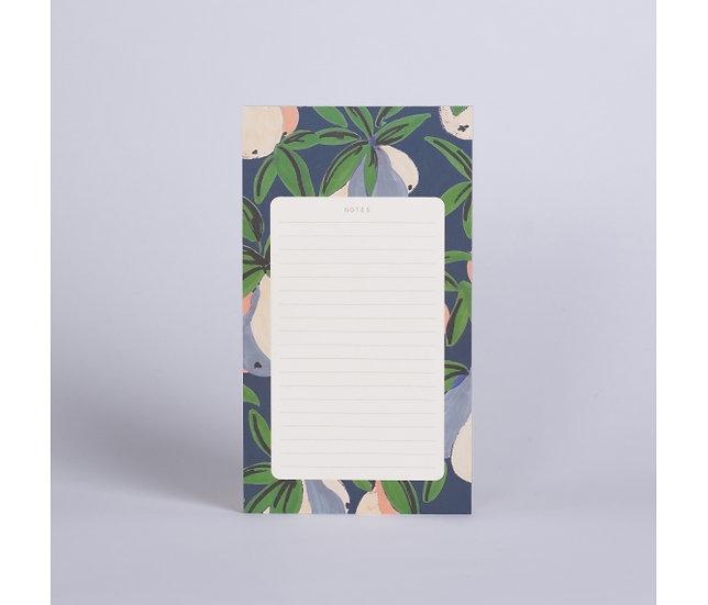 Bloc-notes Exquise - SEASON PAPER
