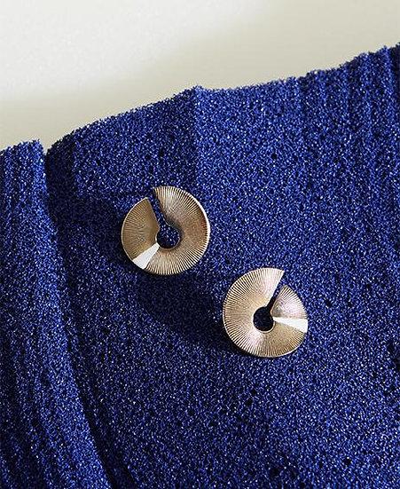 Boucles d'oreilles Circle - Judith Benita