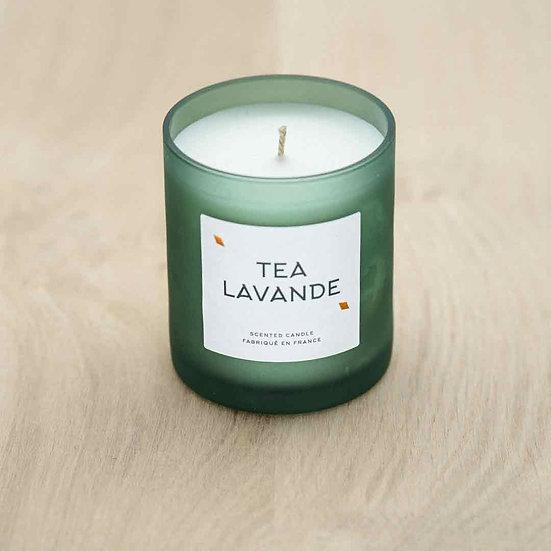 Bougie TEA LAVANDE - ATELIER JAME