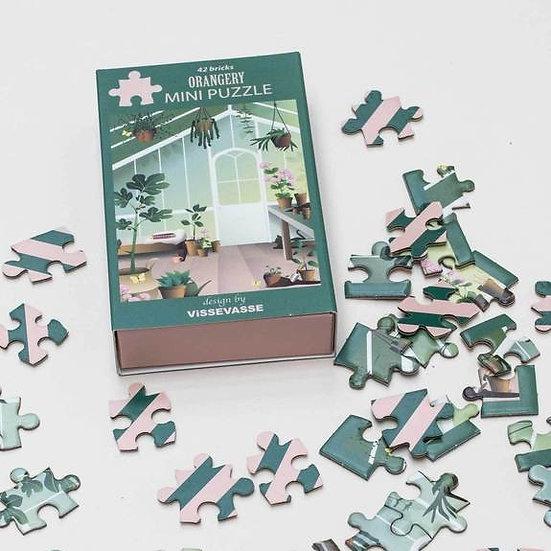 Mini puzzle Orangery - Vissevasse