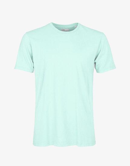 T-shirt LIGHT AQUA - COLORFUL STANDARD